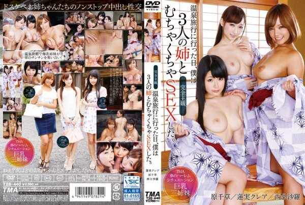 |T28-440| The Day I Went On A Trip To The Hot Spring I Had Sex Like Crazy With My 3 Big Stepsisters. Kurea Hasumi Chigusa Hara Sara Saijo beautiful tits big tits relatives orgy